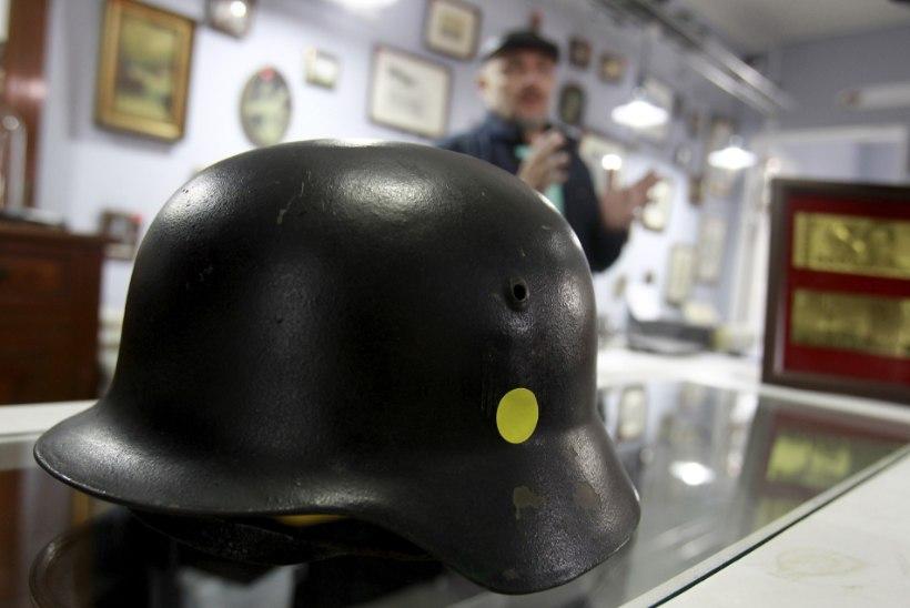 UURING: enam kui poole Saksamaa siseministeeriumi personalist moodustasid sõja järel endised natsid