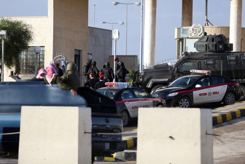 Jordaania politsenik tappis õppekeskuses neli treenerit