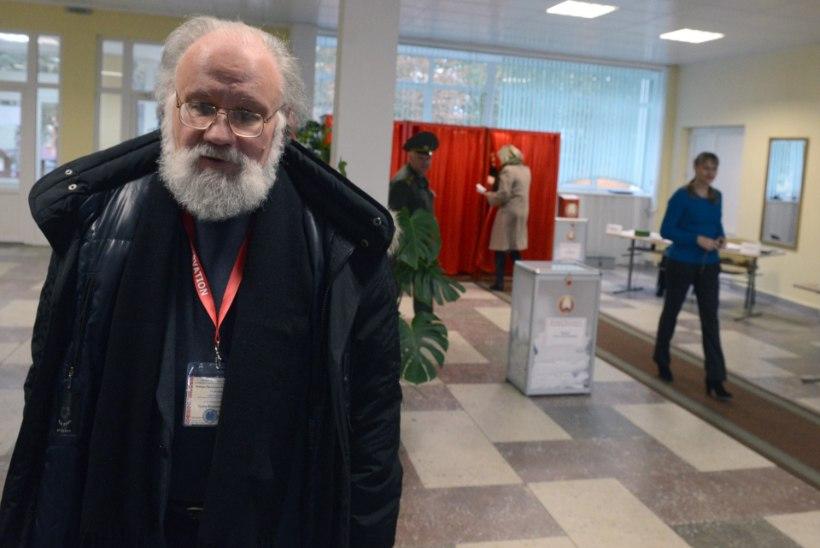 Vladimir Tšurov ehk 146 peab USA presidendivalimistesüsteemi naljanumbriks
