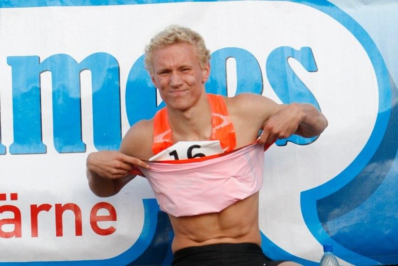 TOHOH: Eesti kiirem mees hakkab kaugushüppajaks