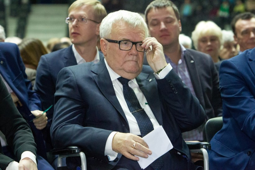 Riigikohus jättis Savisaare linnapeaametist kõrvaldamise jõusse