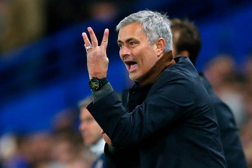 Jose Mourinho palus Chelsea fännidelt andestust