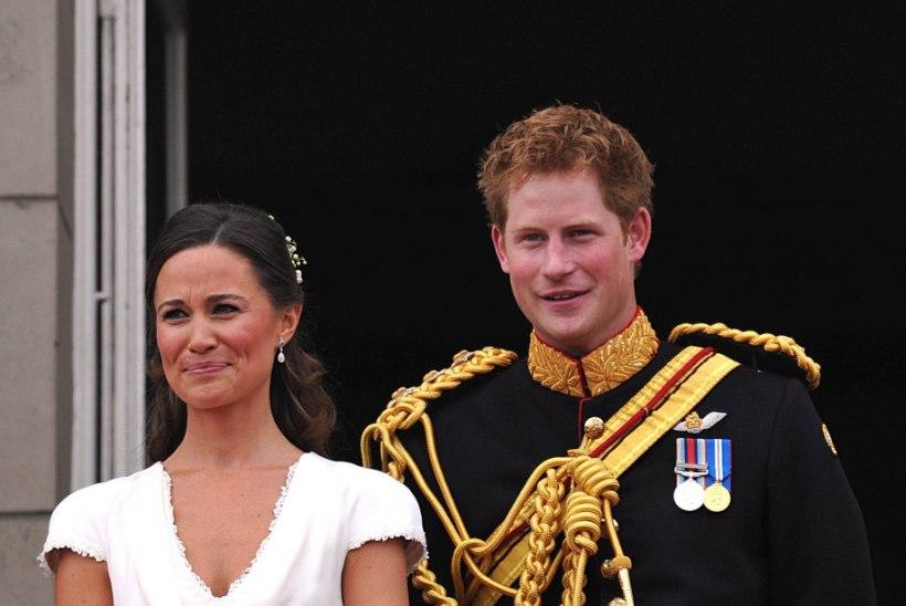 Prints Harry semmib hertsoginna Catherine'i õega?