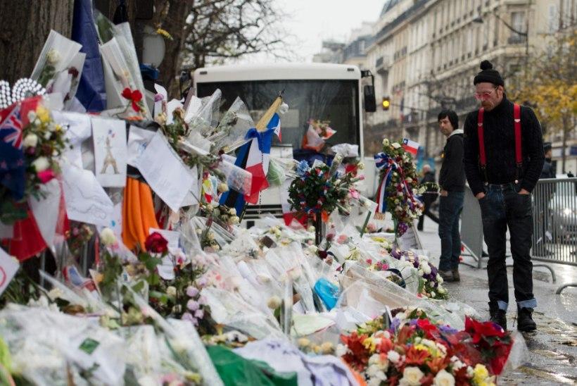 Pariisi terroristide jaht jätkub: Šveitsi politsei tõstis Genfi terroriohu taset