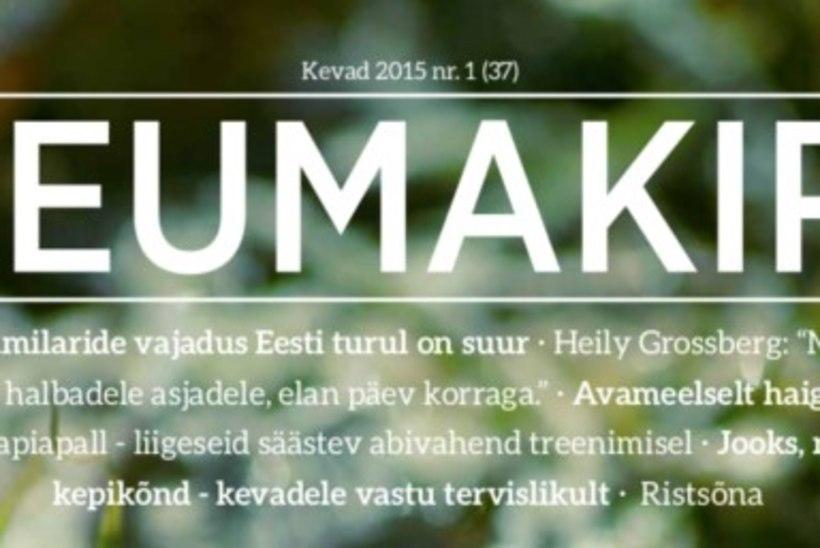 Eesti Reumaliidu väljaanne ReumaKiri lõpetab ilmumise