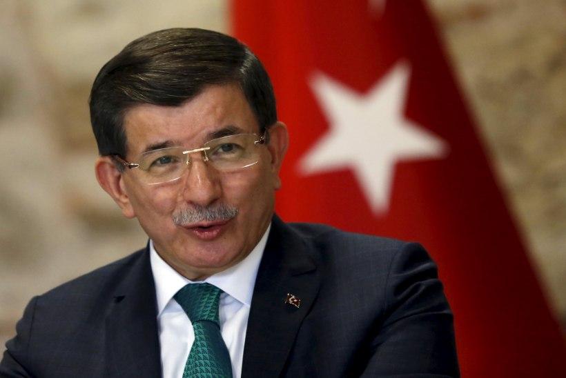 Türgi peaminister süüdistas Venemaad etnilises puhastuses Süürias