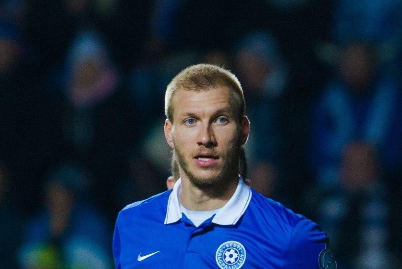 Peapõrutuse saanud Ragnar Klavan ei osale tänases eurosarja mängus