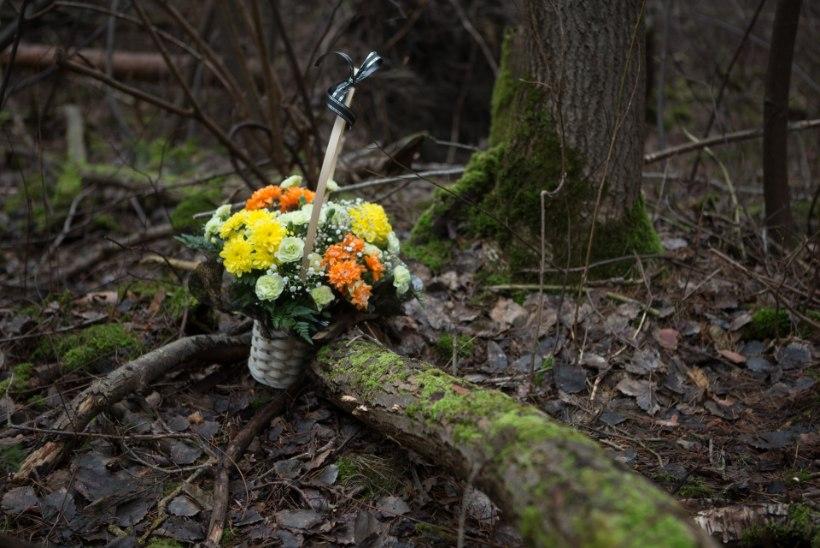 Surnuna leitud tüdrukul olid riided seljas, kuid polnud jalatseid