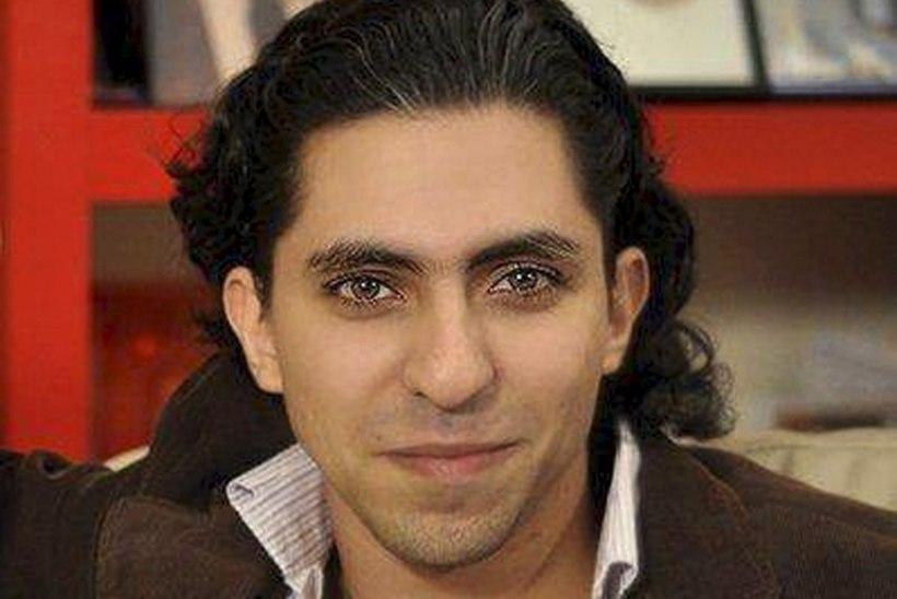 Saudi blogija peab näljastreiki
