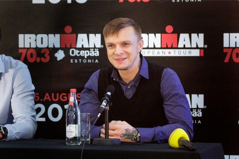 ÕHTULEHE VIDEO   Tanel Padar osaleb Baltimaade Ironmanil: väike hirm on ikkagi nahas!