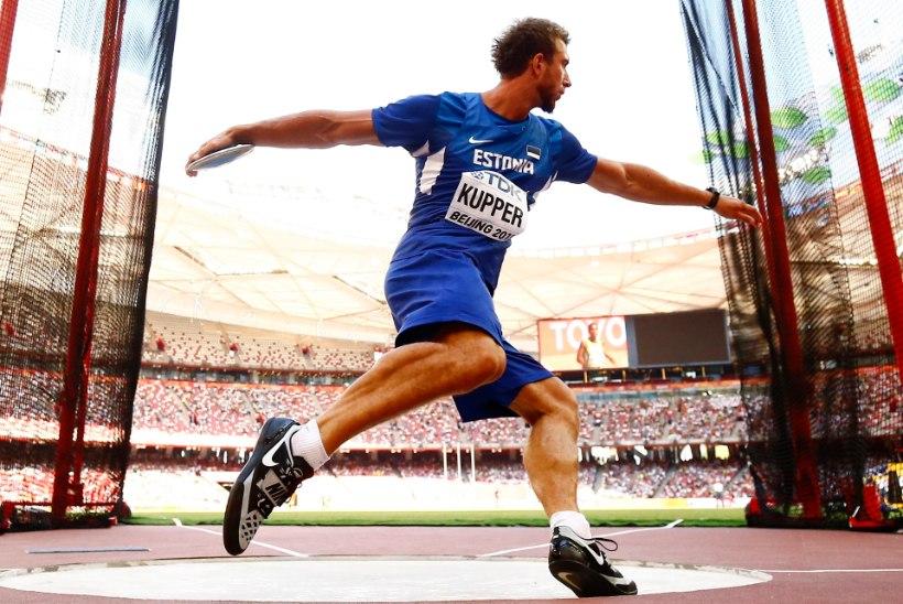 HEAD UUDISED! Kergejõustiklaste Rio olümpia osavõtunorme langetati