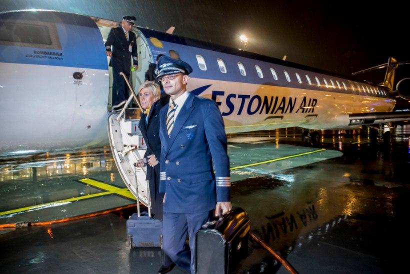 Estonian Airi töötajad on endiselt rahata ning tööotsinguil