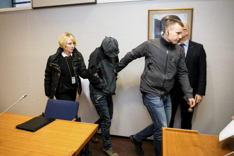Terroristid lähenevad Eestile