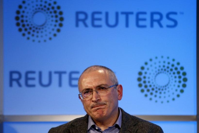Hodorkovski sai eile süüdistuse koguni kahes mõrvas