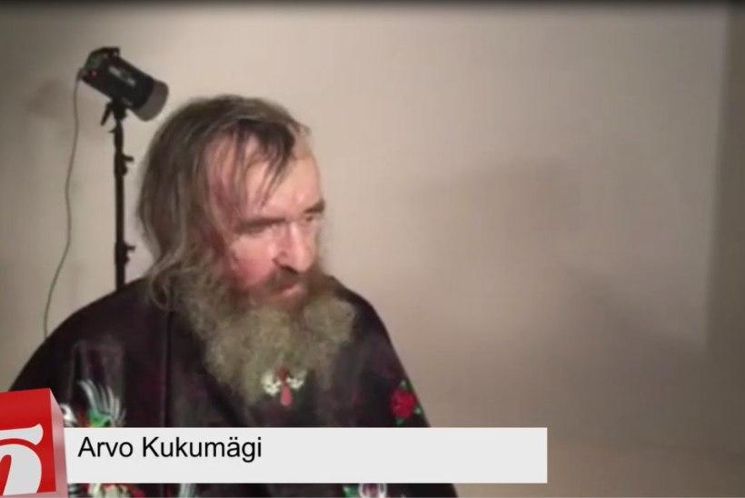 """ÕHTULEHE VIDEO   Arvo Kukumägi loobus pikast habemest: """"Olen nüüd vaevast lahti!"""""""