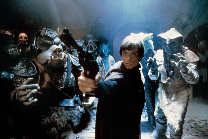 """Luke Skywalker ühineb uues """"Star Warsi"""" filmis tumedate jõududega?"""