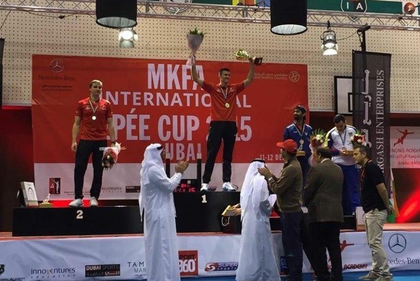 PILTUUDIS   Priinits ja Kirpu lõpetasid treeninglaagri Dubais turniirivõiduga