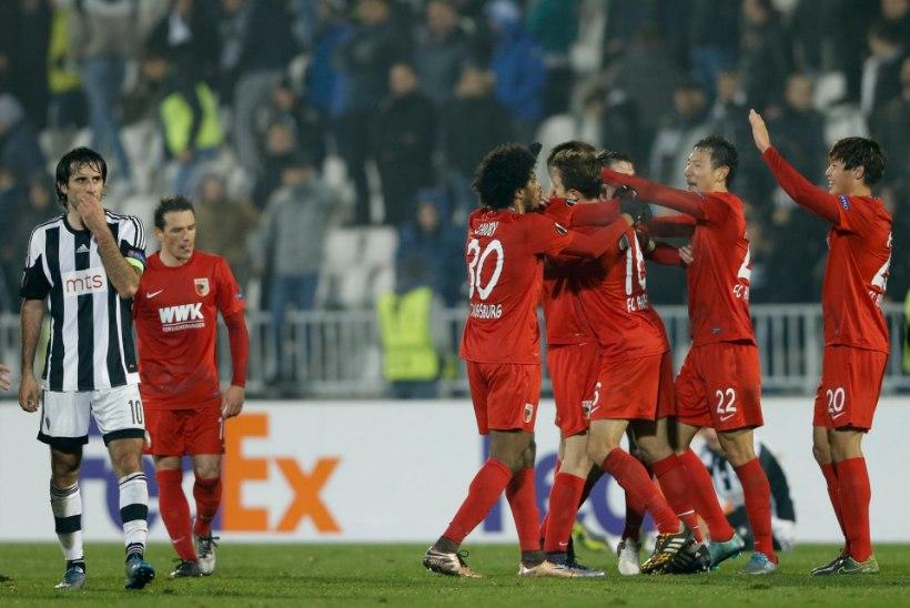 ManU, Liverpool või keegi muu? Vaata, millised on Ragnar Klavani ja Augsburgi potentsiaalsed Euroopa liiga play-off'i vastased