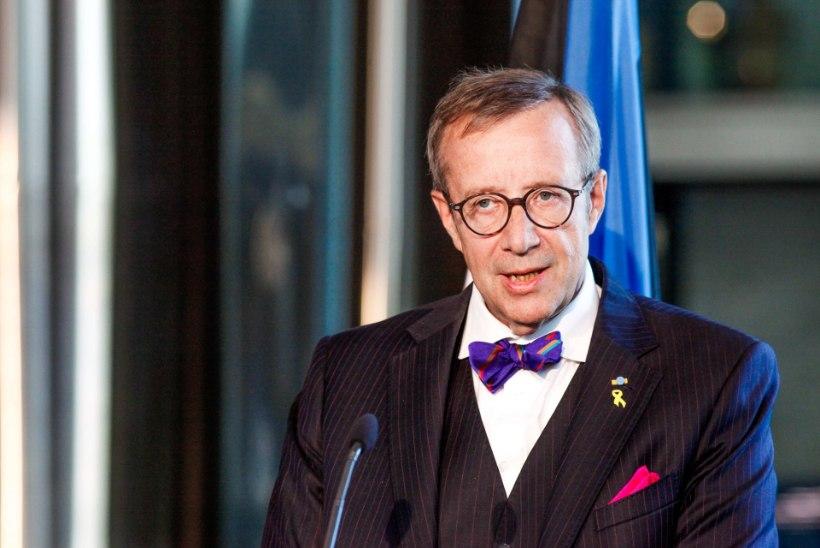 Ilves Šveitsi lehele: Venemaa ei ründa Balti riike