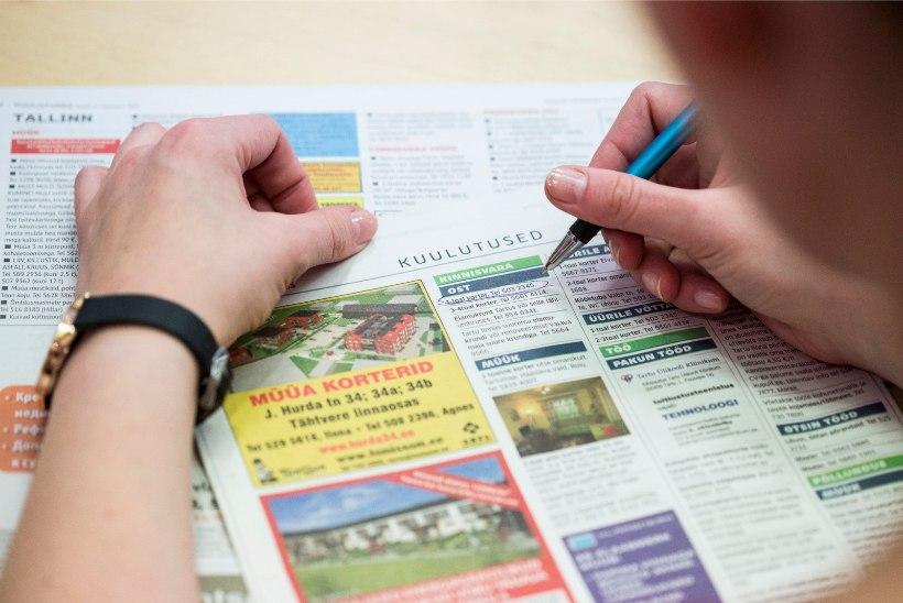 Kinnisvaraportaal: korterimüüjate hinnaootused rühivad üles