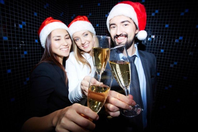 NAUDI PIDUDEAEGA: Šampanja turgutab nii südant kui aju