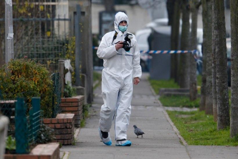 VALEJUTT: Pariisi eeslinnas haavata saanud õpetaja mõtles rünnakuloo välja