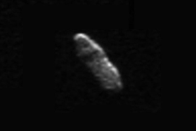 Jõululaupäeval möödub Maast pirakas asteroid