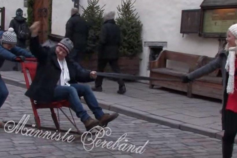 VIDEO   Männiste pereansambel avaldas lume ootamise laulu