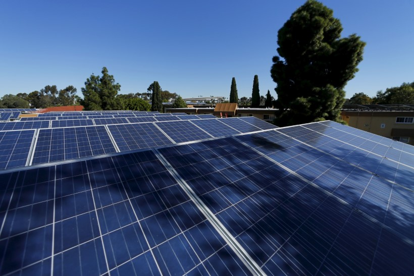 Linnaelanikud keelasid päikesefarmi rajamise: imeb päikeseenergia ära