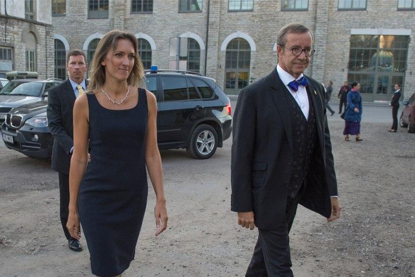 Ieva Kupce uhke kaelaehe on pärit Eestist