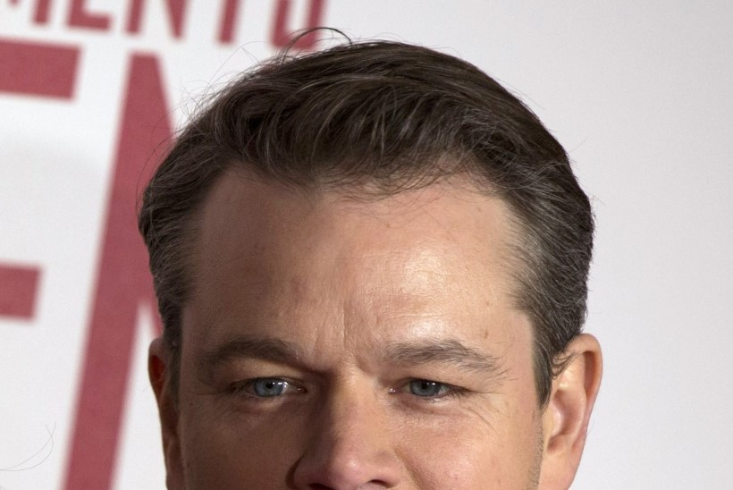 NAGU KAKS TILKA VETT? The Hollywood Reporter võrdles Priit Piusi Matt Damoniga