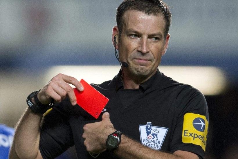 UEFA tegi Inglismaa jalgpallikohtunikele suure komplimendi