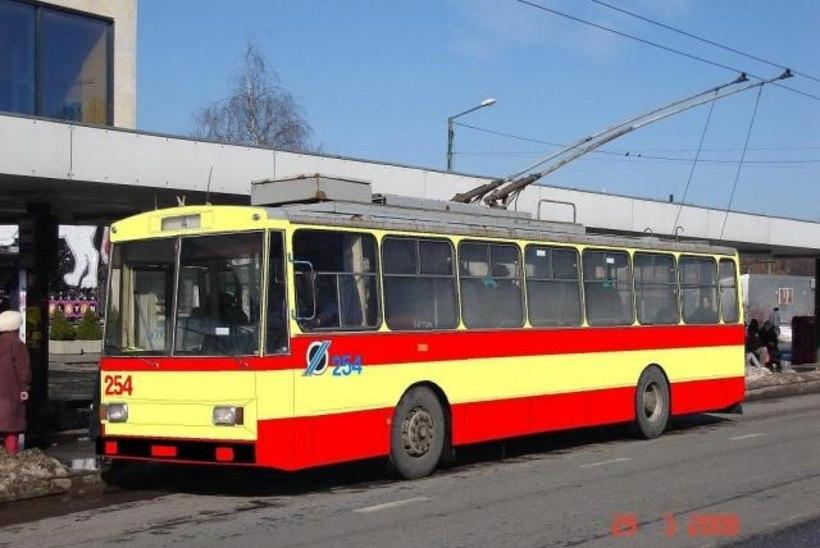Без чего мы останемся. История таллиннского троллейбуса