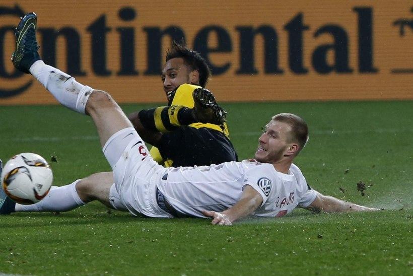 Bundesliga on põhiline, Liverpool magustoit