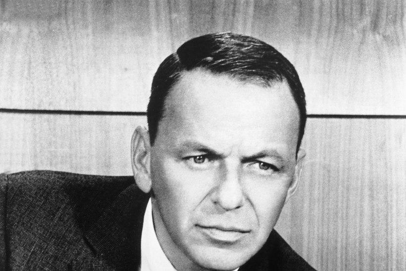 Frank Sinatra oli kitsi kinkija