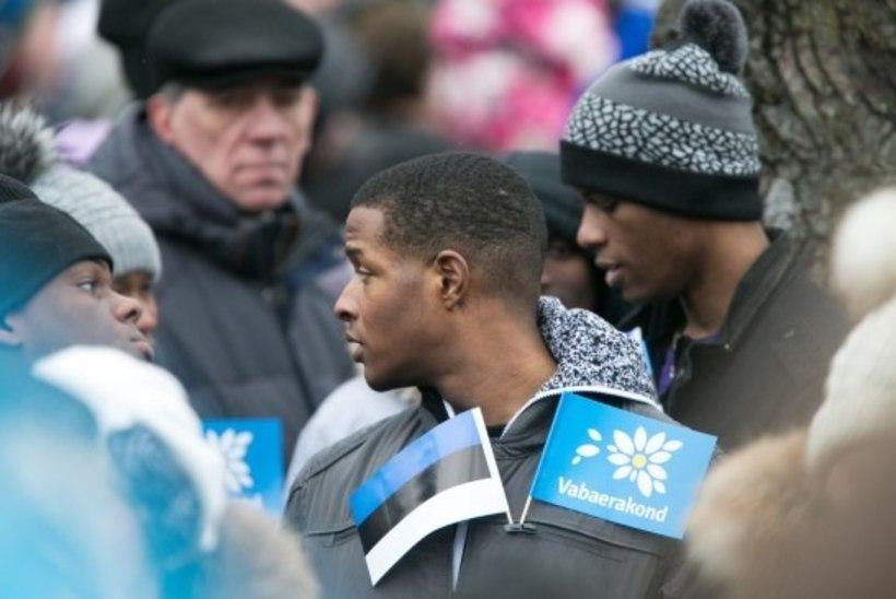 Sergei Metlev | Eriti murelikuks teeb, kui rünnatakse tumedanahalisi eestlasi