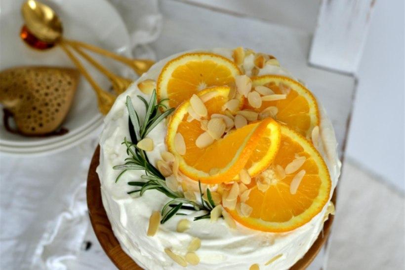 Inglikook apelsini ja rosmariiniga