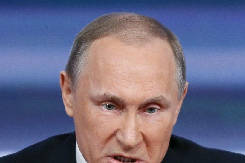 Putin nahutas taas Türgi juhte