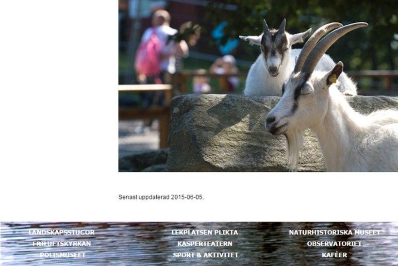 Kes küll piinas, põletas ja vägistas Göteborgi loomapargi kitsetalle?