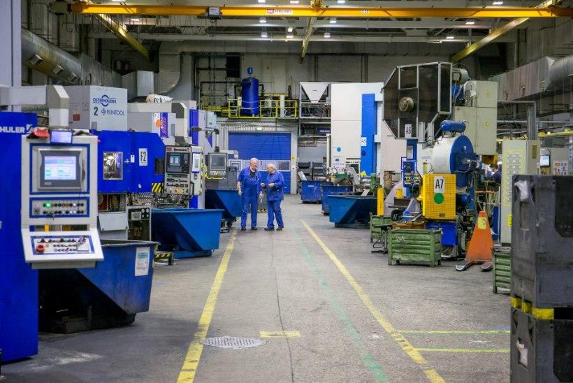 Harjumaa on jätkuvalt Eesti majandusmootor