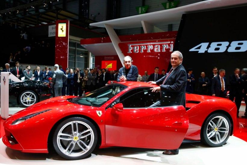 Ferrari president: veider, et Volkswageni-sugune suurfirma pole F1-s