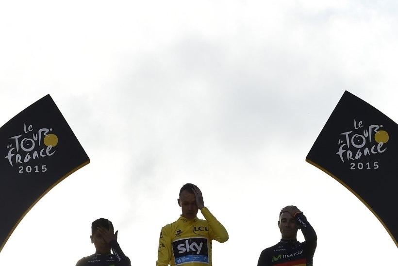 TÜLI MAJAS: Tour de France'i korraldajad võtavad tuuri UCI kalendrist maha