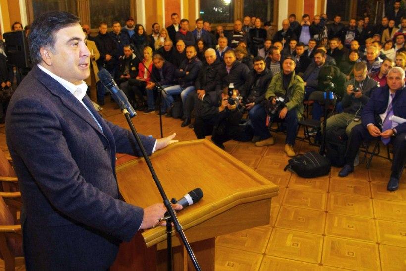 Avakov kaebas Saakašvili kohtusse