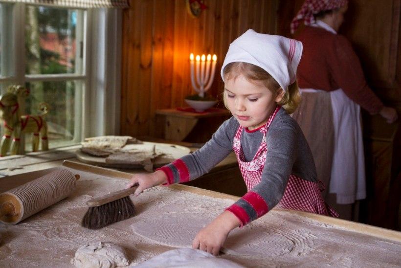 VIDEO JA FOTOD | Rootsi kuningapere avaldas armsa jõulutervituse