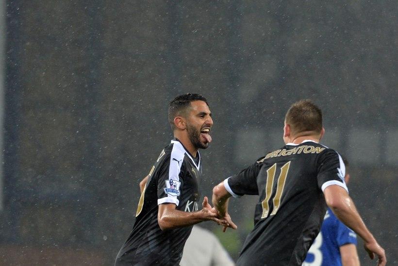 ManUle šokk-kaotus, Leicesteri muinasjutuline hooaeg jätkub