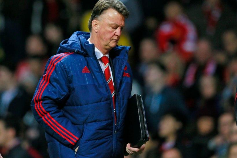 FOTOD | Manchester Unitedi fännid: van Gaal out, Mourinho in!