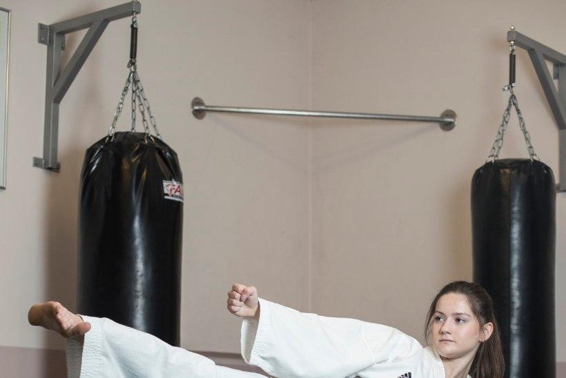 Karatemaailmas nimetati Lirismani MM-kulda eestlase kosmosereisiks