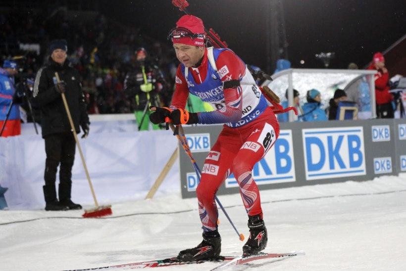 VÕIMAS VANAMEISTER! Ole Einar Björndalen võitis 41-aastaselt MK-etapi!