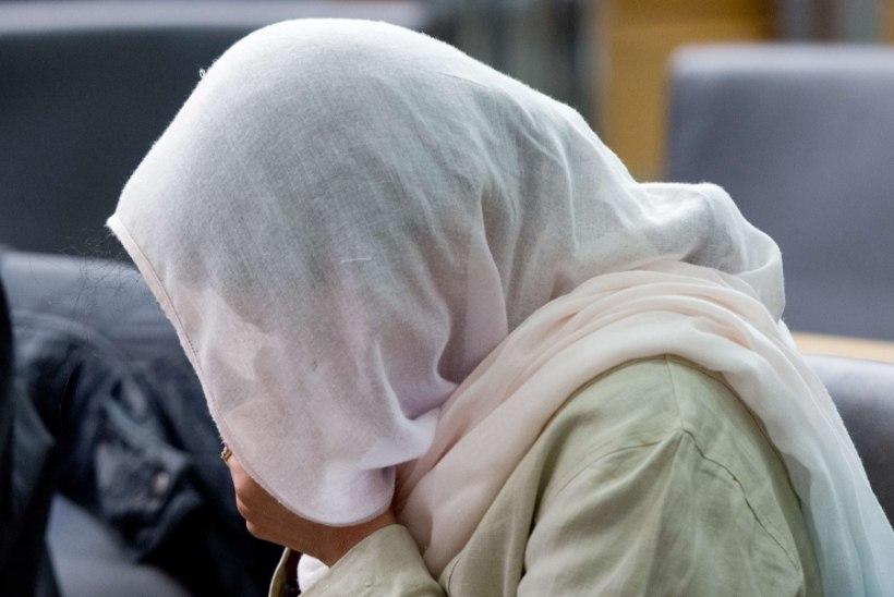 Isa ja ema tapsid kondoomivarguselt tabatud 19aastase tütre