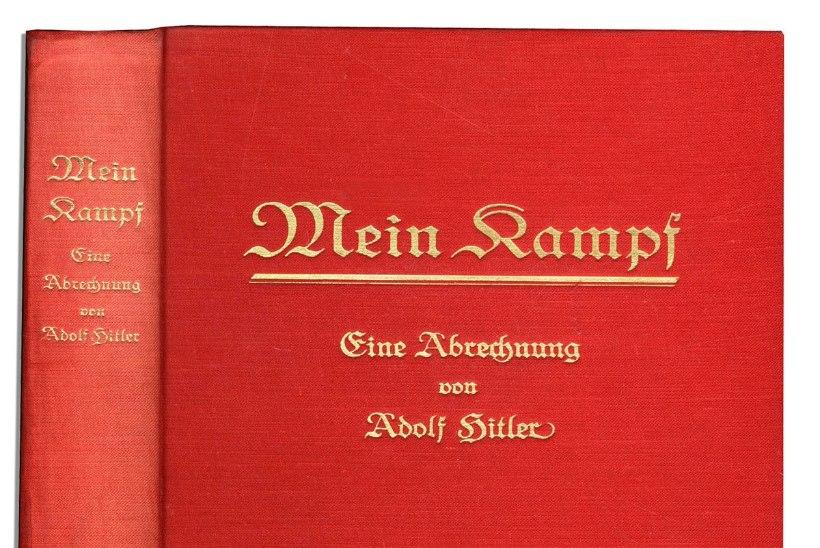 """Hitleri """"Mein Kampf"""" antakse Saksamaal uuesti välja"""